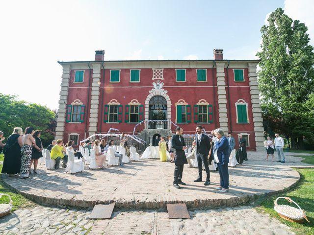 Il matrimonio di Alain e Chiara a Modena, Modena 54