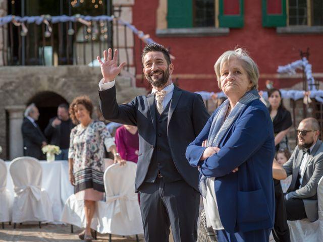 Il matrimonio di Alain e Chiara a Modena, Modena 55