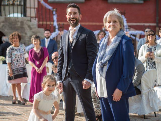 Il matrimonio di Alain e Chiara a Modena, Modena 58