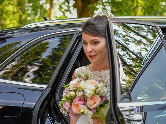 Il matrimonio di Alain e Chiara a Modena, Modena 59