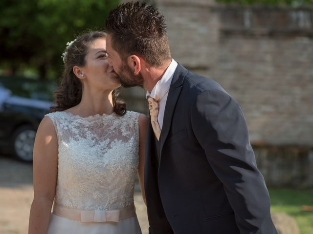 Il matrimonio di Alain e Chiara a Modena, Modena 60