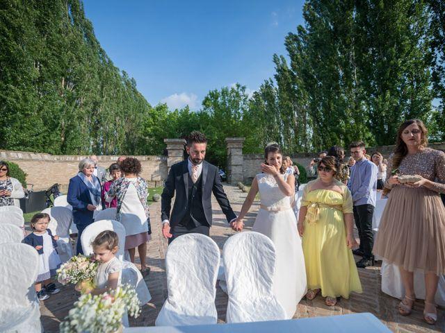 Il matrimonio di Alain e Chiara a Modena, Modena 61