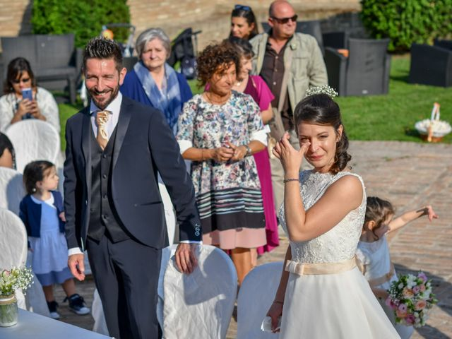 Il matrimonio di Alain e Chiara a Modena, Modena 62