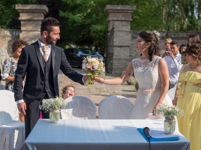 Il matrimonio di Alain e Chiara a Modena, Modena 63