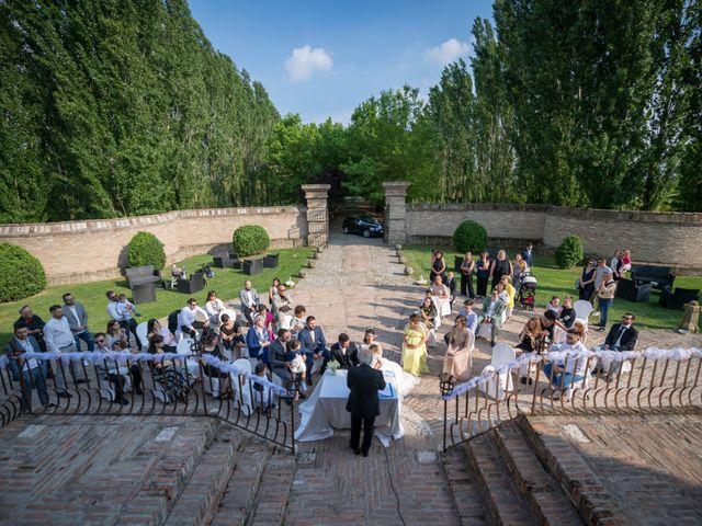 Il matrimonio di Alain e Chiara a Modena, Modena 64
