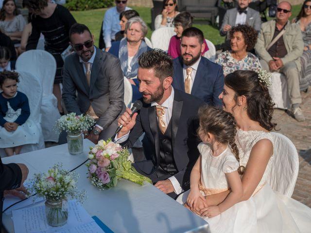 Il matrimonio di Alain e Chiara a Modena, Modena 65