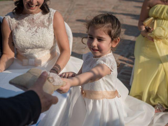Il matrimonio di Alain e Chiara a Modena, Modena 67