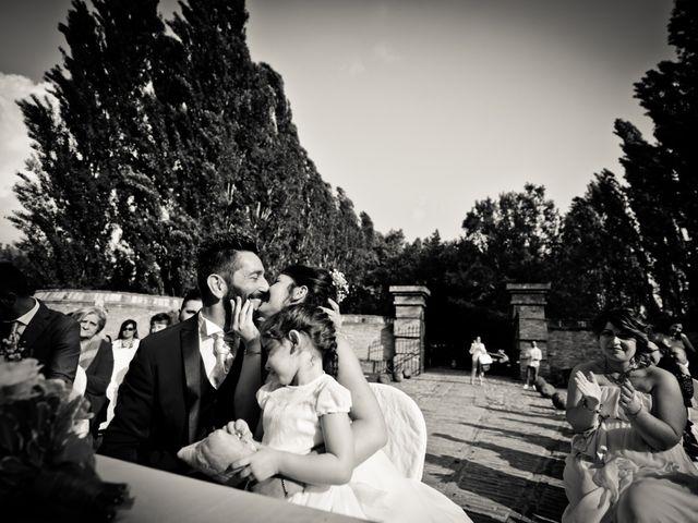 Il matrimonio di Alain e Chiara a Modena, Modena 68
