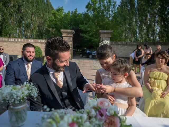 Il matrimonio di Alain e Chiara a Modena, Modena 71