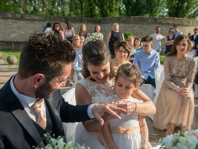 Il matrimonio di Alain e Chiara a Modena, Modena 72