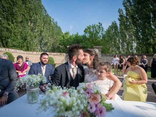 Il matrimonio di Alain e Chiara a Modena, Modena 73