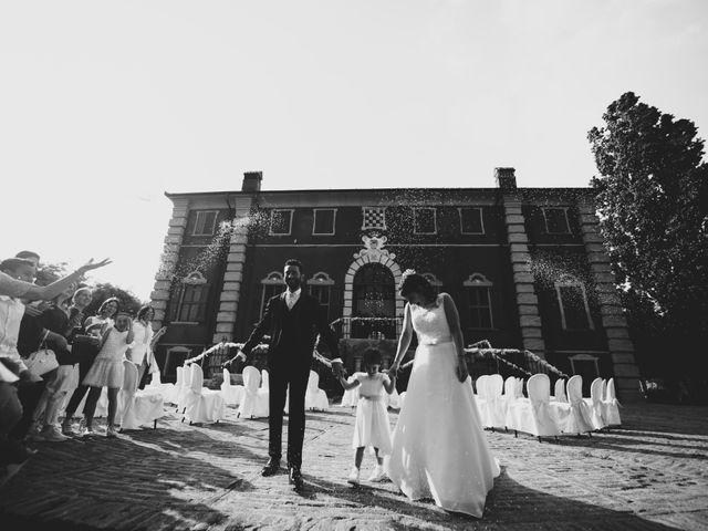 Il matrimonio di Alain e Chiara a Modena, Modena 74