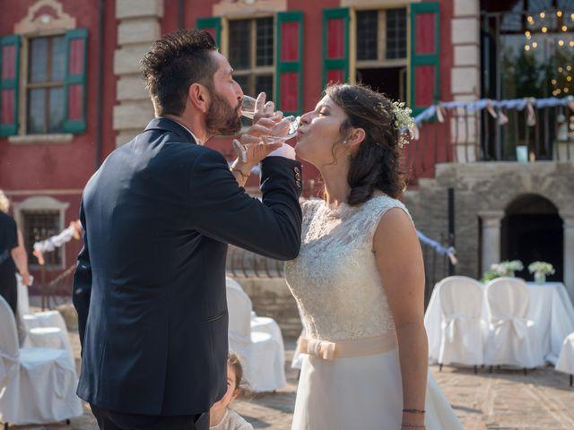 Il matrimonio di Alain e Chiara a Modena, Modena 77