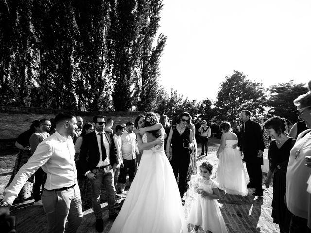 Il matrimonio di Alain e Chiara a Modena, Modena 79