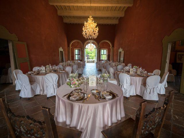 Il matrimonio di Alain e Chiara a Modena, Modena 84