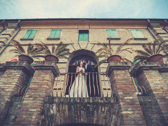 Il matrimonio di Alain e Chiara a Modena, Modena 87