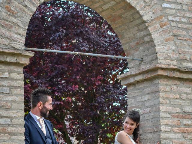 Il matrimonio di Alain e Chiara a Modena, Modena 88