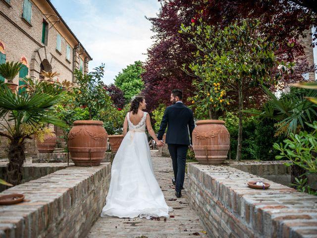 Il matrimonio di Alain e Chiara a Modena, Modena 90