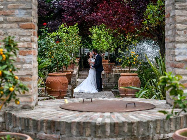 Il matrimonio di Alain e Chiara a Modena, Modena 91