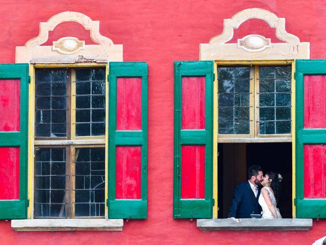 Il matrimonio di Alain e Chiara a Modena, Modena 95