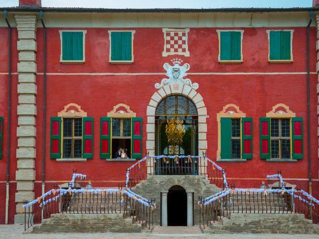 Il matrimonio di Alain e Chiara a Modena, Modena 96