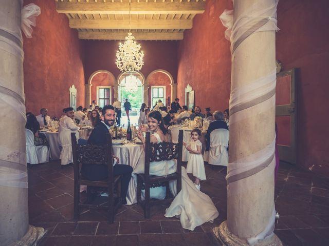 Il matrimonio di Alain e Chiara a Modena, Modena 100