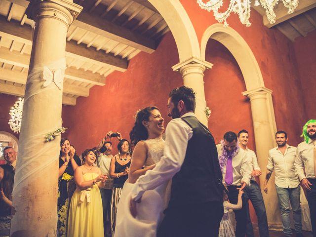 Il matrimonio di Alain e Chiara a Modena, Modena 101