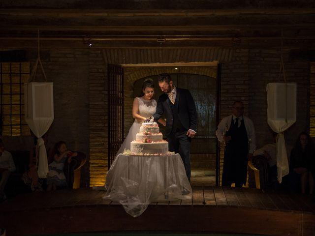 Il matrimonio di Alain e Chiara a Modena, Modena 105