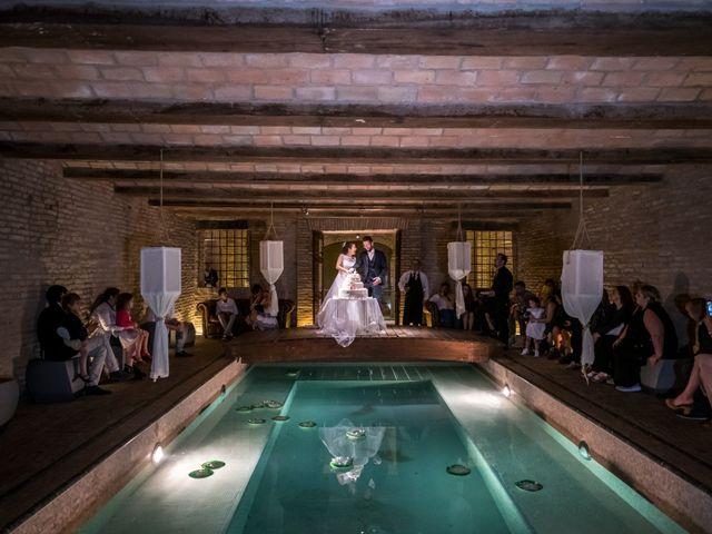 Il matrimonio di Alain e Chiara a Modena, Modena 106