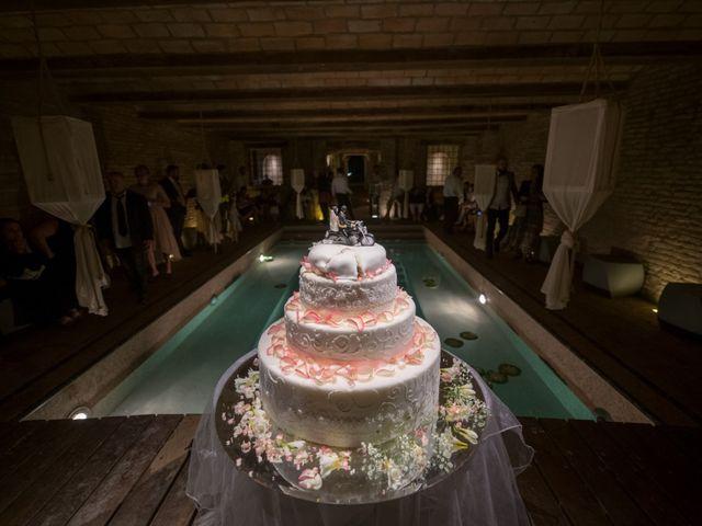 Il matrimonio di Alain e Chiara a Modena, Modena 108