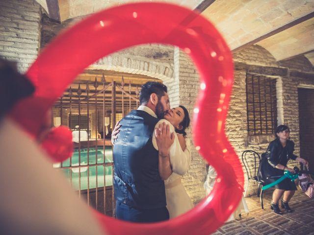 Il matrimonio di Alain e Chiara a Modena, Modena 114