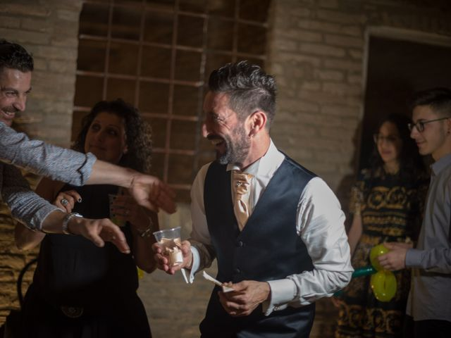 Il matrimonio di Alain e Chiara a Modena, Modena 116