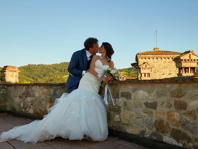 le nozze di Serena e Michele