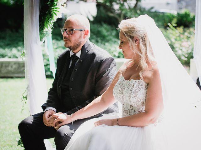 Il matrimonio di Massimiliano e Elena a Viggiù, Varese 13