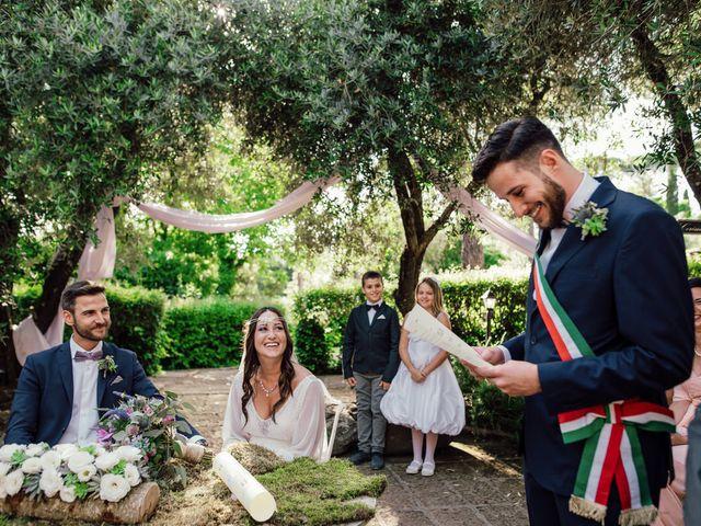Il matrimonio di Andrea e Ylenia a Roma, Roma 41