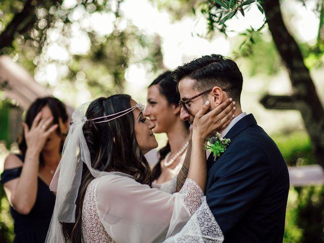 Il matrimonio di Andrea e Ylenia a Roma, Roma 48