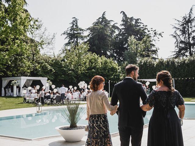Il matrimonio di Thomas e Veronica a Rosà, Vicenza 15