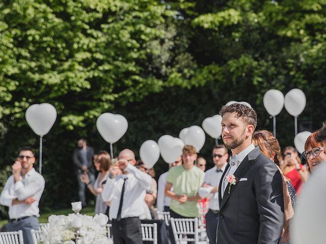 Il matrimonio di Thomas e Veronica a Rosà, Vicenza 18
