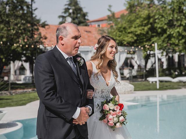 Il matrimonio di Thomas e Veronica a Rosà, Vicenza 19