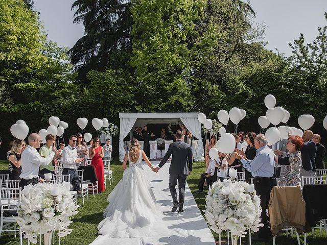 Il matrimonio di Thomas e Veronica a Rosà, Vicenza 20