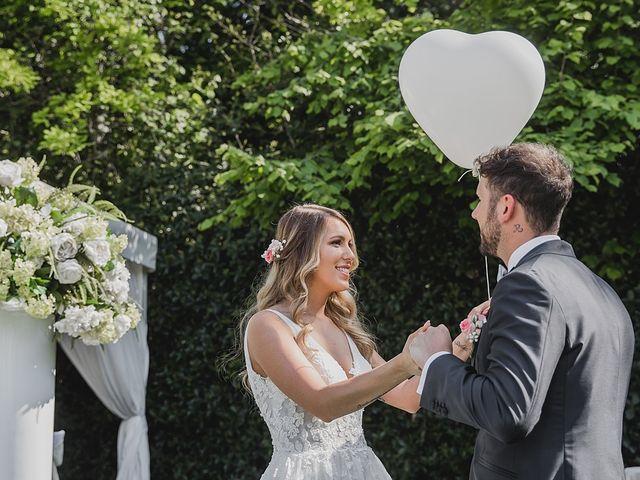 Il matrimonio di Thomas e Veronica a Rosà, Vicenza 21