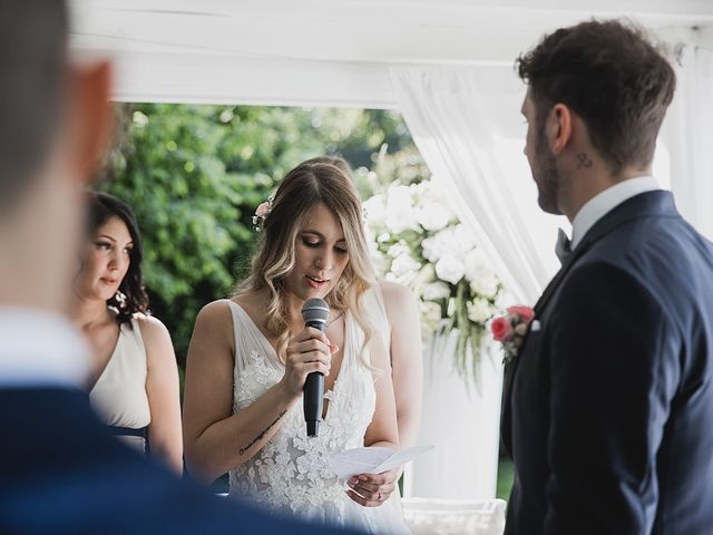 Il matrimonio di Thomas e Veronica a Rosà, Vicenza 28