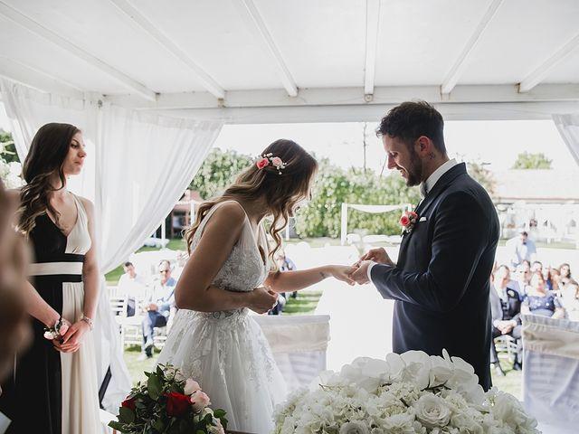 Il matrimonio di Thomas e Veronica a Rosà, Vicenza 31