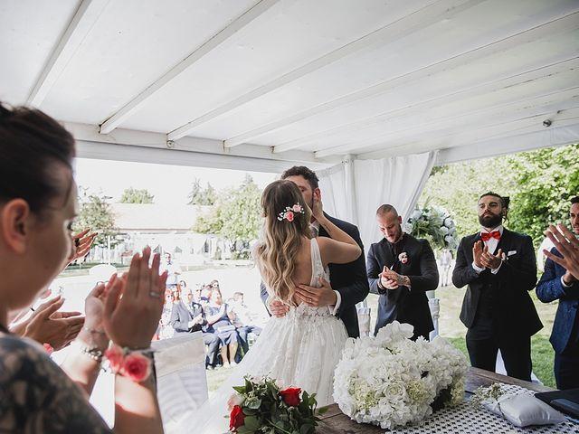 Il matrimonio di Thomas e Veronica a Rosà, Vicenza 33