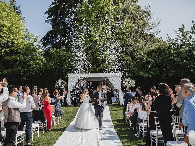Il matrimonio di Thomas e Veronica a Rosà, Vicenza 35