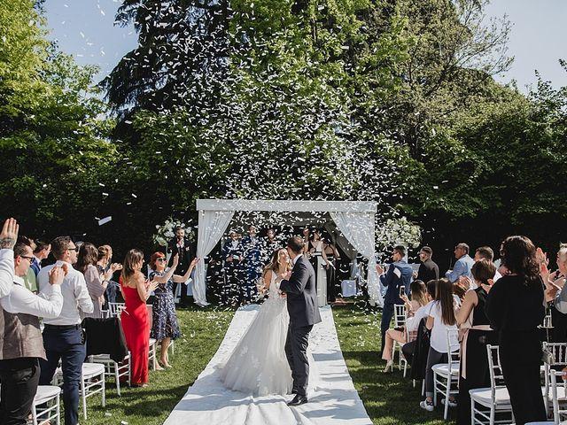 Il matrimonio di Thomas e Veronica a Rosà, Vicenza 36