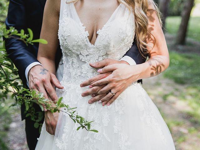 Il matrimonio di Thomas e Veronica a Rosà, Vicenza 51