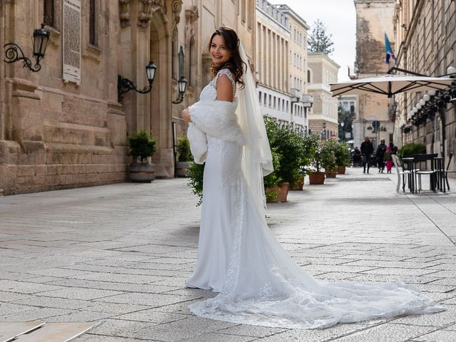 Il matrimonio di Crescenzo e Rossella a Lecce, Lecce 5