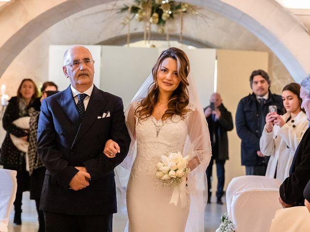 Il matrimonio di Crescenzo e Rossella a Lecce, Lecce 6