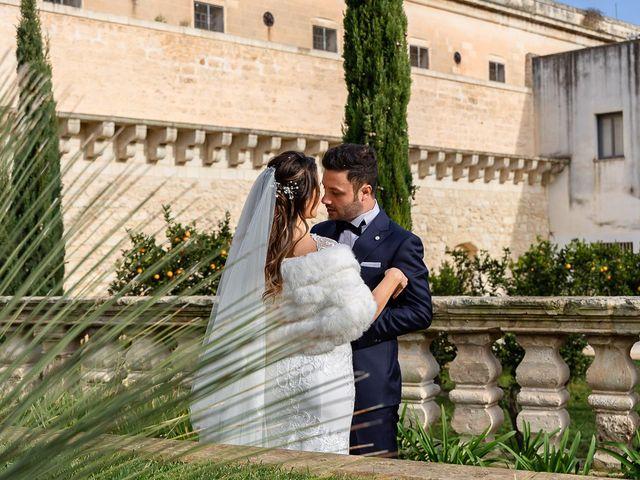 Il matrimonio di Crescenzo e Rossella a Lecce, Lecce 17